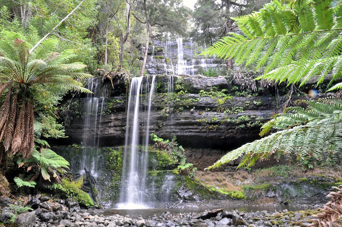 russel-falls
