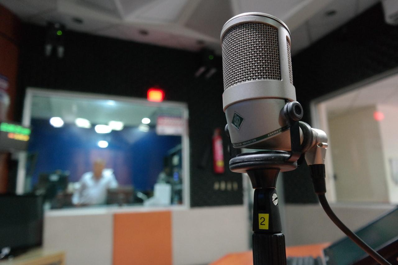 recording studio